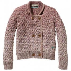 Scotch r'belle knit cardigan sweater cottagecore